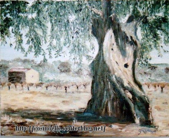 L'olivier :Symbole de la paix